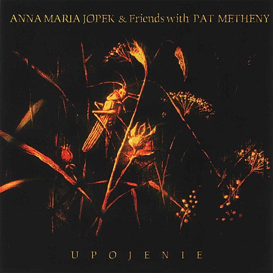 Anna Maria Jopek couple